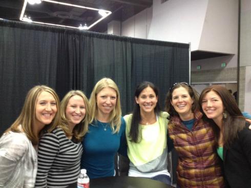 Abbey, Ashley, Mandi, Kara, Me, & Kara