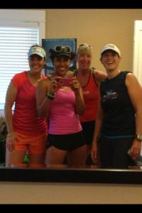 Jenny, Joann, Diana, Me