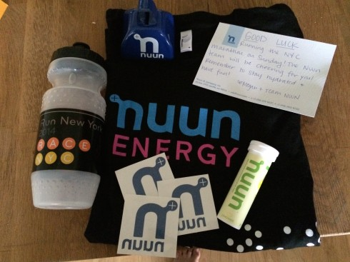 Nuun Goodie Bag!!