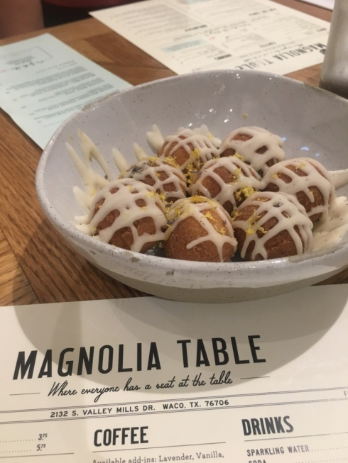 magnolia table donuts
